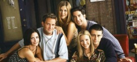 """Reunião de """"Friends"""""""
