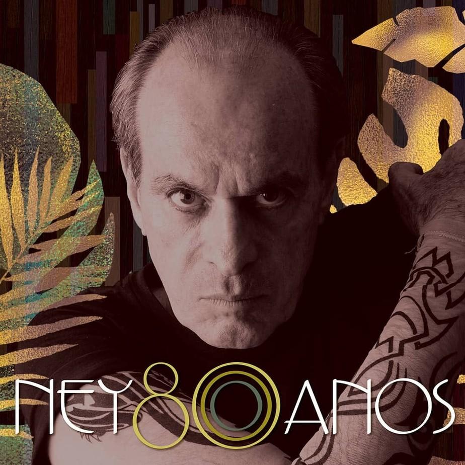 Ney Matogrosso ganha coletânea de 80 anos com pérolas raras da pré-história musical do cantor