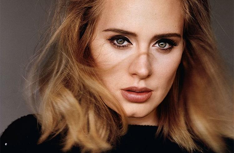 """Adele atualiza site e redes com mesmo design do """"30"""""""